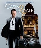 Casino Royale - Canadian Blu-Ray movie cover (xs thumbnail)
