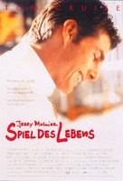 Jerry Maguire - German Movie Poster (xs thumbnail)