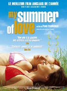 My Summer of Love - French Movie Poster (xs thumbnail)
