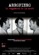 Arropiero, el vagabundo de la muerte - French Movie Poster (xs thumbnail)