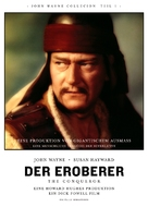 The Conqueror - German Movie Cover (xs thumbnail)