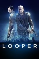 Looper - DVD movie cover (xs thumbnail)