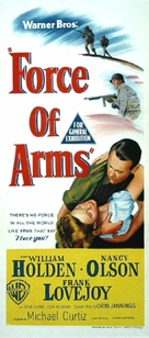 Force of Arms - Movie Poster (xs thumbnail)
