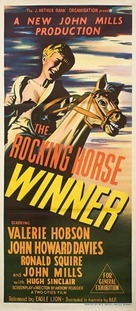 The Rocking Horse Winner - Australian Movie Poster (xs thumbnail)
