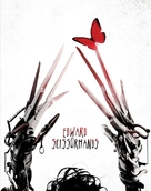 Edward Scissorhands - DVD movie cover (xs thumbnail)