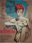 Pecado de amor - French Movie Poster (xs thumbnail)