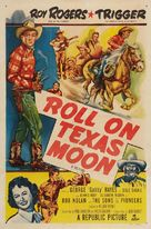 Roll on Texas Moon - Re-release poster (xs thumbnail)