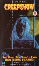 Creepshow - British VHS movie cover (xs thumbnail)