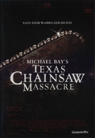 The Texas Chainsaw Massacre - German Movie Poster (xs thumbnail)