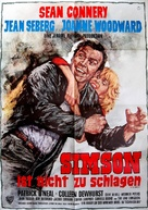 A Fine Madness - German Movie Poster (xs thumbnail)