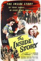 The Inside Story - Movie Poster (xs thumbnail)