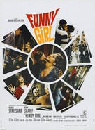 Funny Girl - French Theatrical poster (xs thumbnail)