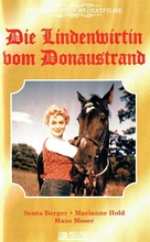 Die Lindenwirtin vom Donaustrand - German VHS movie cover (xs thumbnail)