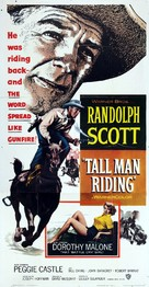Tall Man Riding - Movie Poster (xs thumbnail)