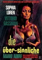Questi fantasmi - German Movie Poster (xs thumbnail)