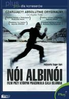 Nói albínói - Polish Movie Cover (xs thumbnail)