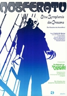 Nosferatu, eine Symphonie des Grauens - German Movie Poster (xs thumbnail)