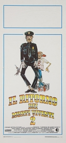 Return of the Living Dead Part II - Italian Movie Poster (xs thumbnail)