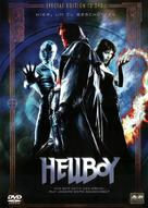 Hellboy - German Movie Cover (xs thumbnail)
