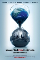 An Inconvenient Sequel: Truth to Power - Spanish Movie Poster (xs thumbnail)
