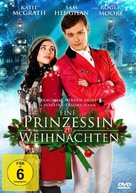 A Princess for Christmas - German Movie Cover (xs thumbnail)