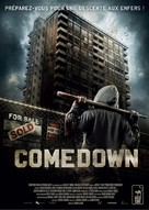 Comedown - French Movie Poster (xs thumbnail)