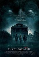 Don't Breathe - Movie Poster (xs thumbnail)
