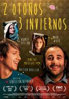 2 automnes 3 hivers - Spanish Movie Poster (xs thumbnail)