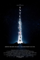 Interstellar - Teaser movie poster (xs thumbnail)