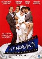 Normais, Os - Brazilian Movie Cover (xs thumbnail)