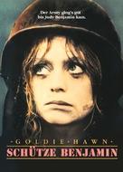 Private Benjamin - German Movie Cover (xs thumbnail)