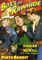 Boss of Rawhide - DVD cover (xs thumbnail)