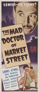 The Mad Doctor of Market Street - Australian Movie Poster (xs thumbnail)