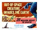 20 Million Miles to Earth - Movie Poster (xs thumbnail)