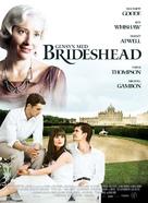 Brideshead Revisited - Danish Movie Poster (xs thumbnail)