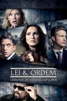 """""""Law & Order: Special Victims Unit"""" - Brazilian Movie Cover (xs thumbnail)"""