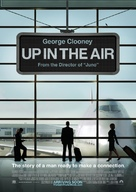 Up in the Air - Swedish Movie Poster (xs thumbnail)