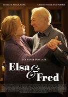 Elsa & Fred - Movie Poster (xs thumbnail)