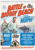Battle at Bloody Beach - British DVD movie cover (xs thumbnail)