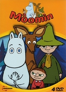 """Moomin"" - Swedish DVD movie cover (xs thumbnail)"
