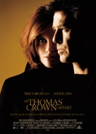 The Thomas Crown Affair - German Movie Poster (xs thumbnail)