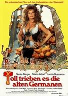 Quando le donne persero la coda - German Movie Poster (xs thumbnail)