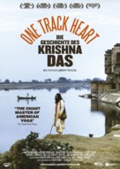 One Track Heart: The Story of Krishna Das - German Movie Poster (xs thumbnail)