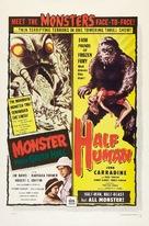 Half Human - Combo poster (xs thumbnail)
