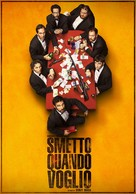 Smetto quando voglio - Italian Movie Poster (xs thumbnail)
