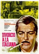 Divorzio all'italiana - Spanish Movie Poster (xs thumbnail)