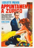 Die Zürcher Verlobung - Italian Movie Poster (xs thumbnail)