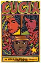 Lucía - Cuban Movie Poster (xs thumbnail)