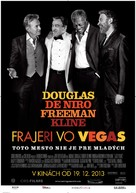 Last Vegas - Slovak Movie Poster (xs thumbnail)