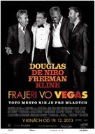 Last Vegas - Slovak Movie Poster (xs thumbnail)